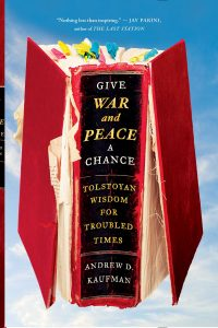 Give War and Peace A Chance by @andrewdkaufman
